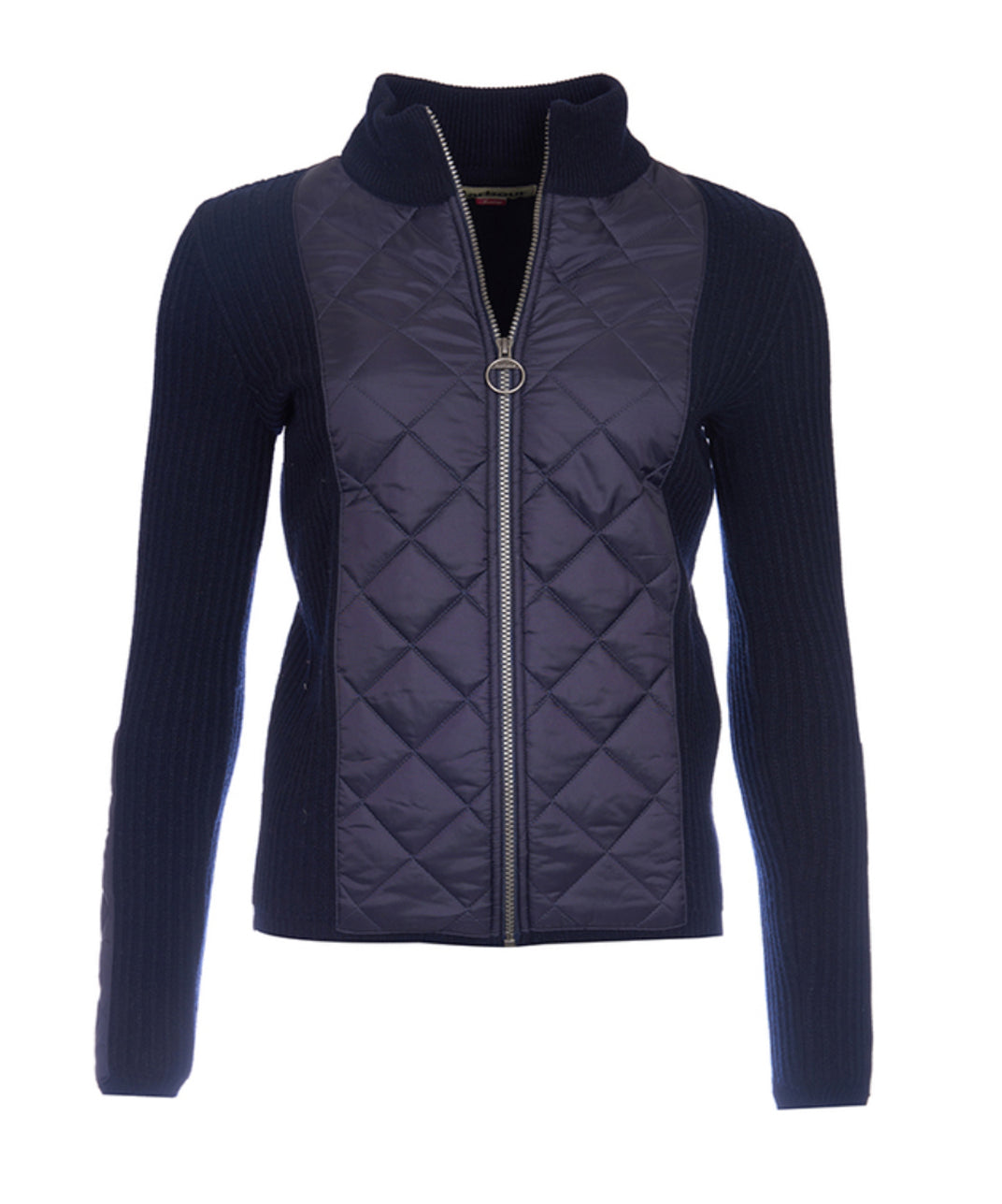 Barbour Sporting Zip Knit Jacket - SALE - North Shore Saddlery