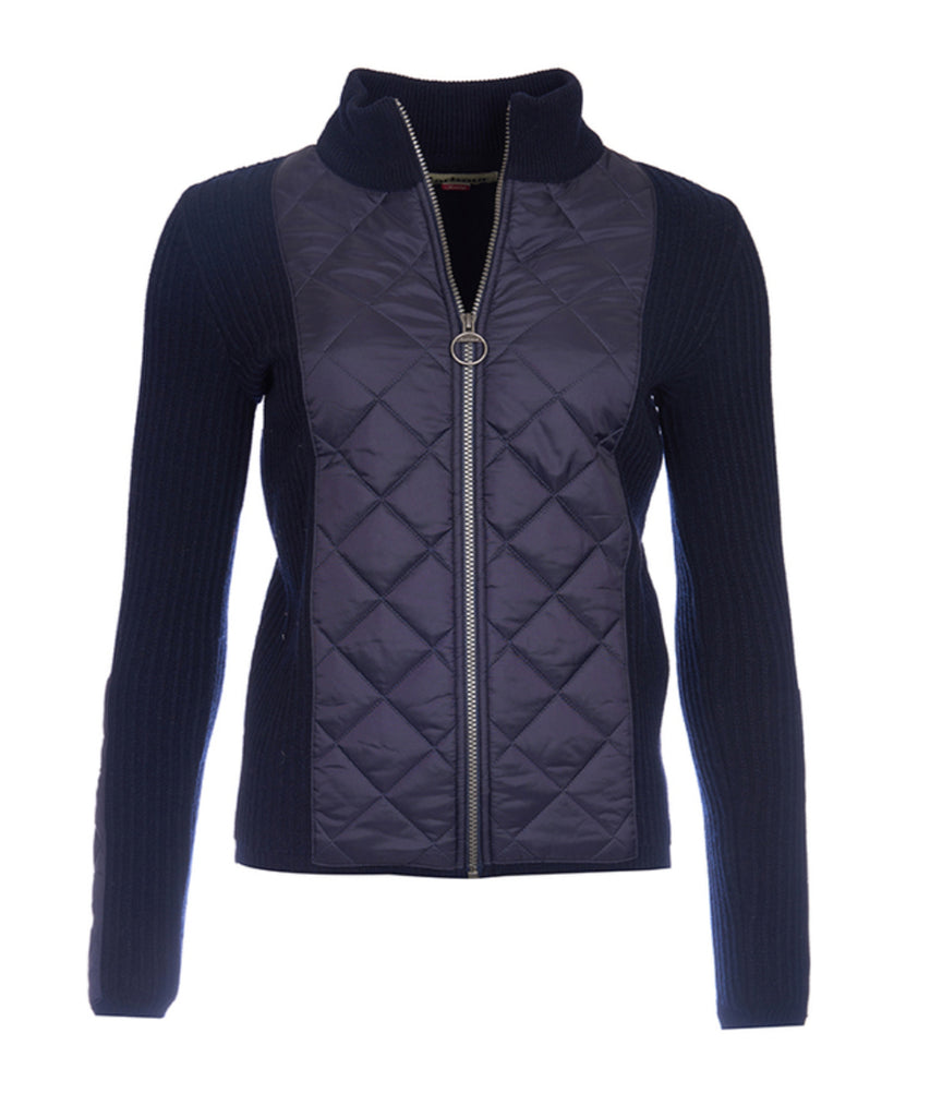 Barbour Sporting Zip Knit Jacket - SALE