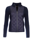 Barbour Sporting Zip Knit Jacket - North Shore Saddlery