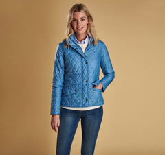 Barbour Flyweight Cavalry Quilted Jacket - North Shore Saddlery