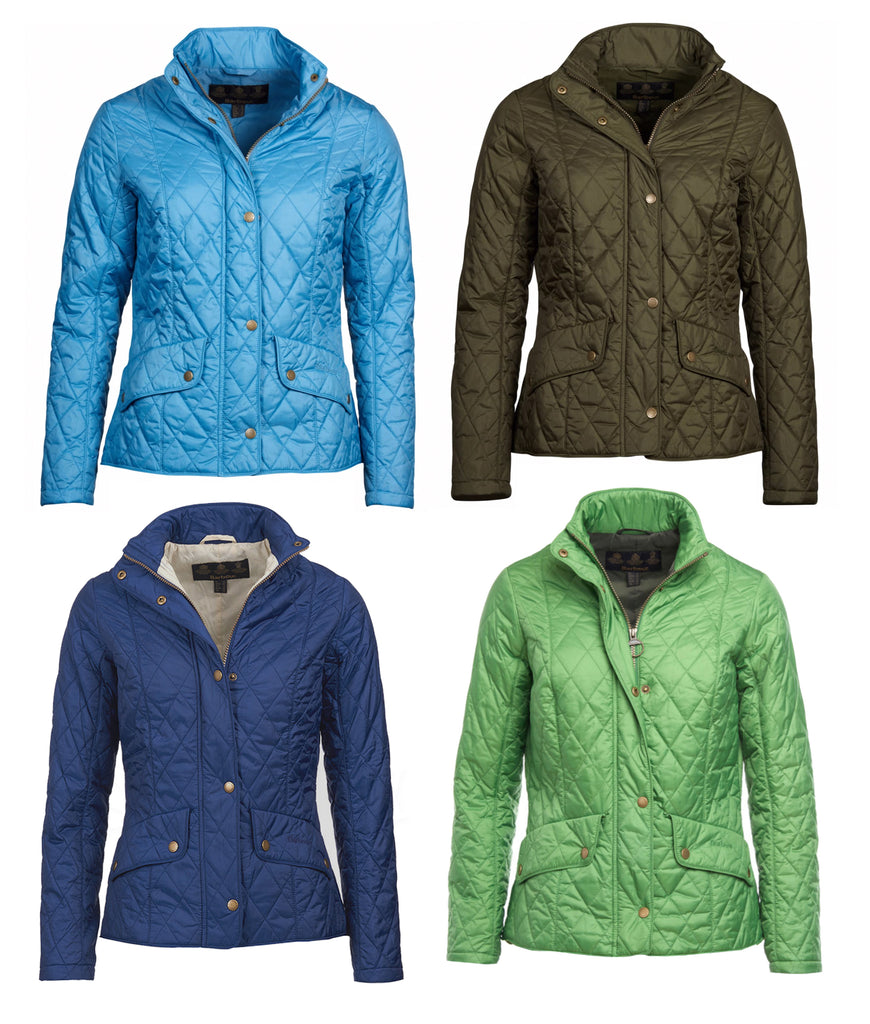 Barbour Flyweight Cavalry Quilted Jacket - SALE