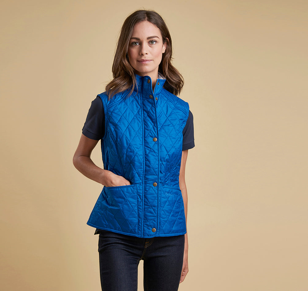 Barbour Summer Liddesdale Quilted Gilet - SALE