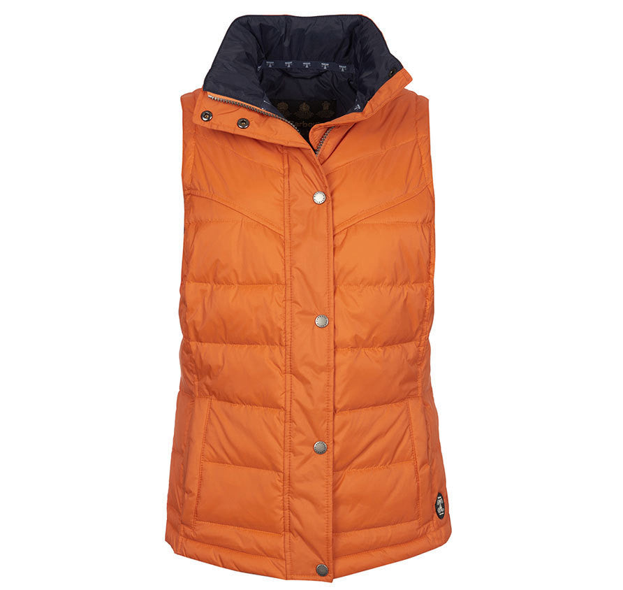 Barbour Bowline Quilted Gilet - SALE - North Shore Saddlery