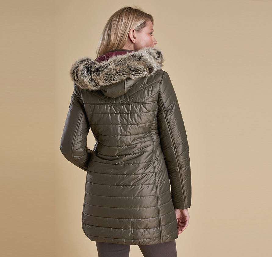 Barbour Rossendale Quilted Winter Jacket - SALE | North Shore Saddlery : barbour quilted jackets - Adamdwight.com