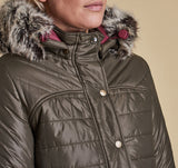 Barbour Rossendale Quilted Winter Jacket - SALE - North Shore Saddlery