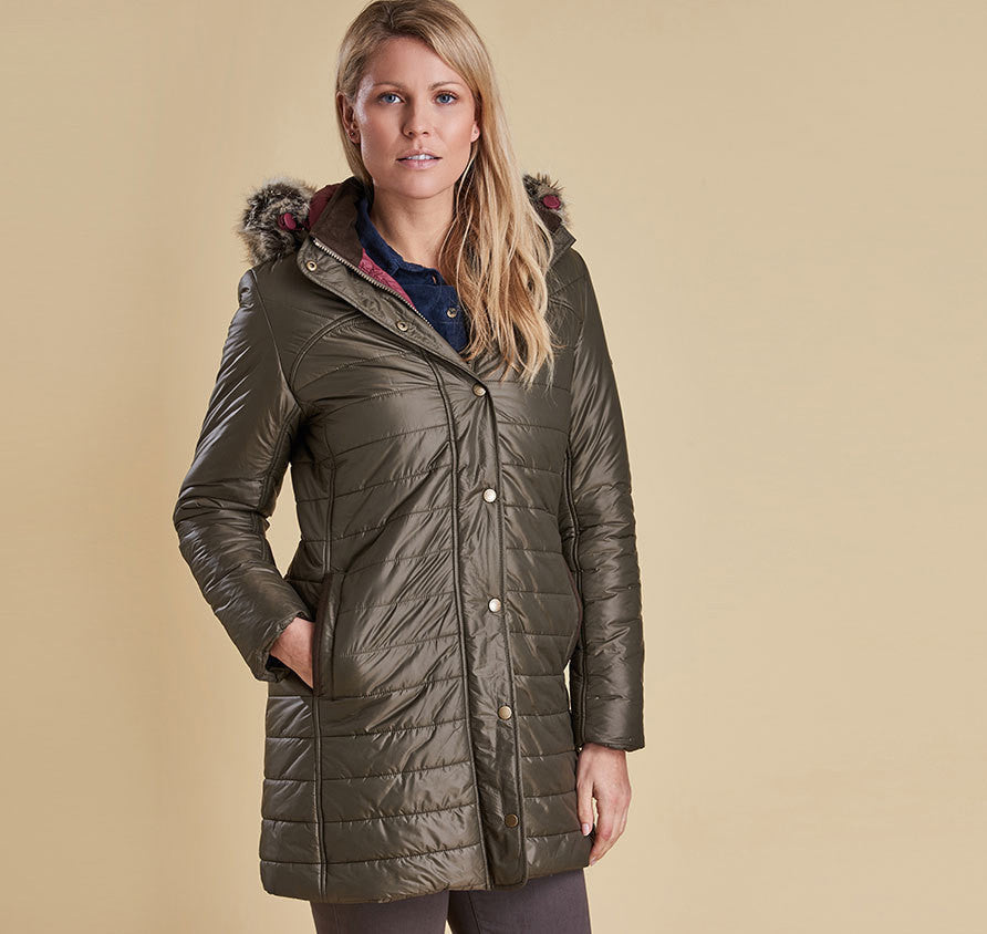 Barbour Rossendale Quilted Jacket - SALE