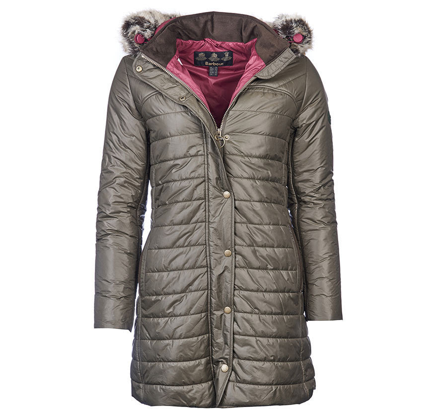 Barbour Rossendale Quilted Winter Jacket - SALE