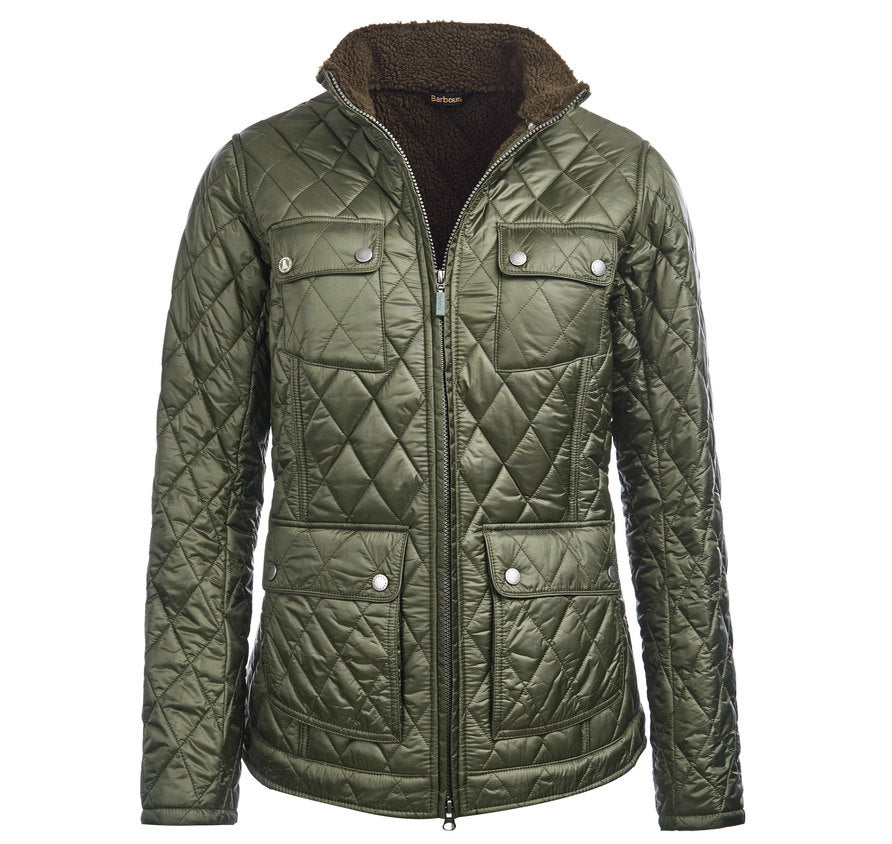 ba5224ac6281 ... Barbour Filey Quilted Jacket - SALE