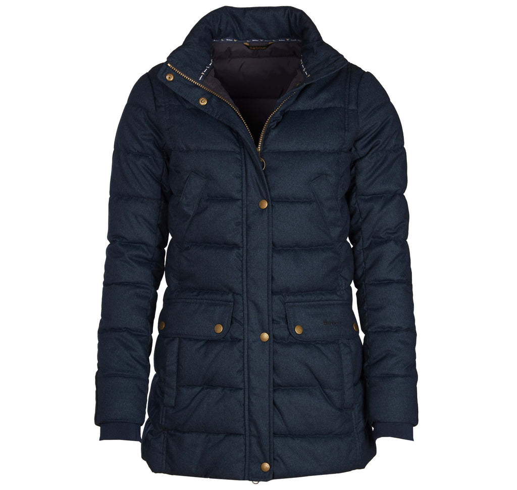 Barbour Goldfinch Quilted Jacket - SALE