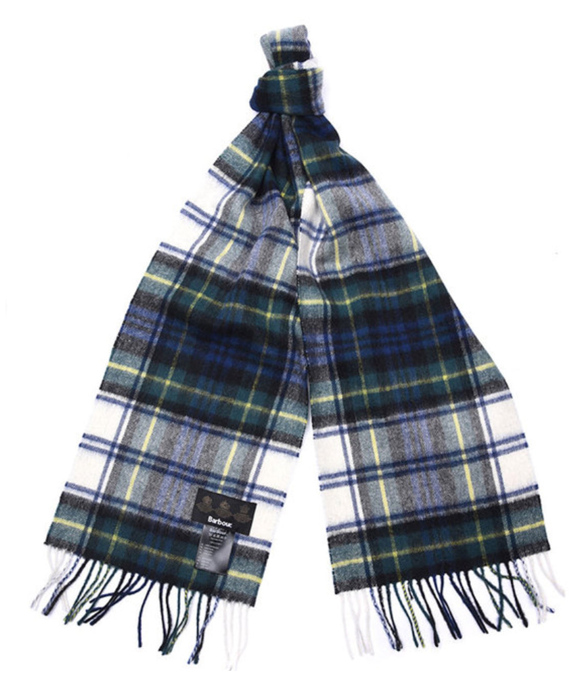 Barbour Shilhope Check Scarf - North Shore Saddlery