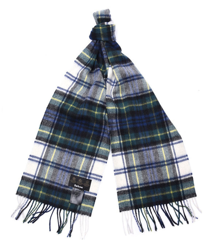 Barbour Shilhope Check Scarf