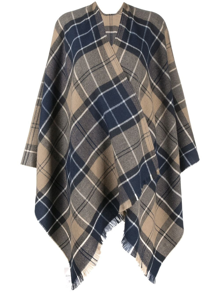 Barbour Staffin Tartan Serape - SALE