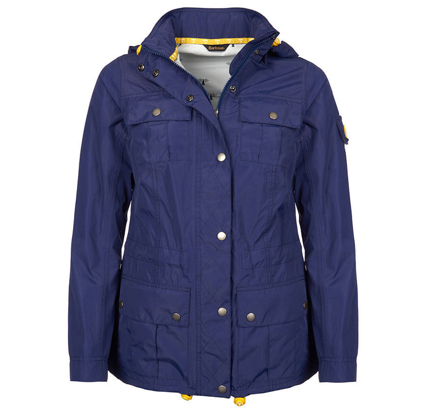 Barbour Bowline Ladies Waterproof Jacket - SALE