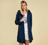Barbour Sleet Waterproof Hooded Rain Jacket - SALE - North Shore Saddlery