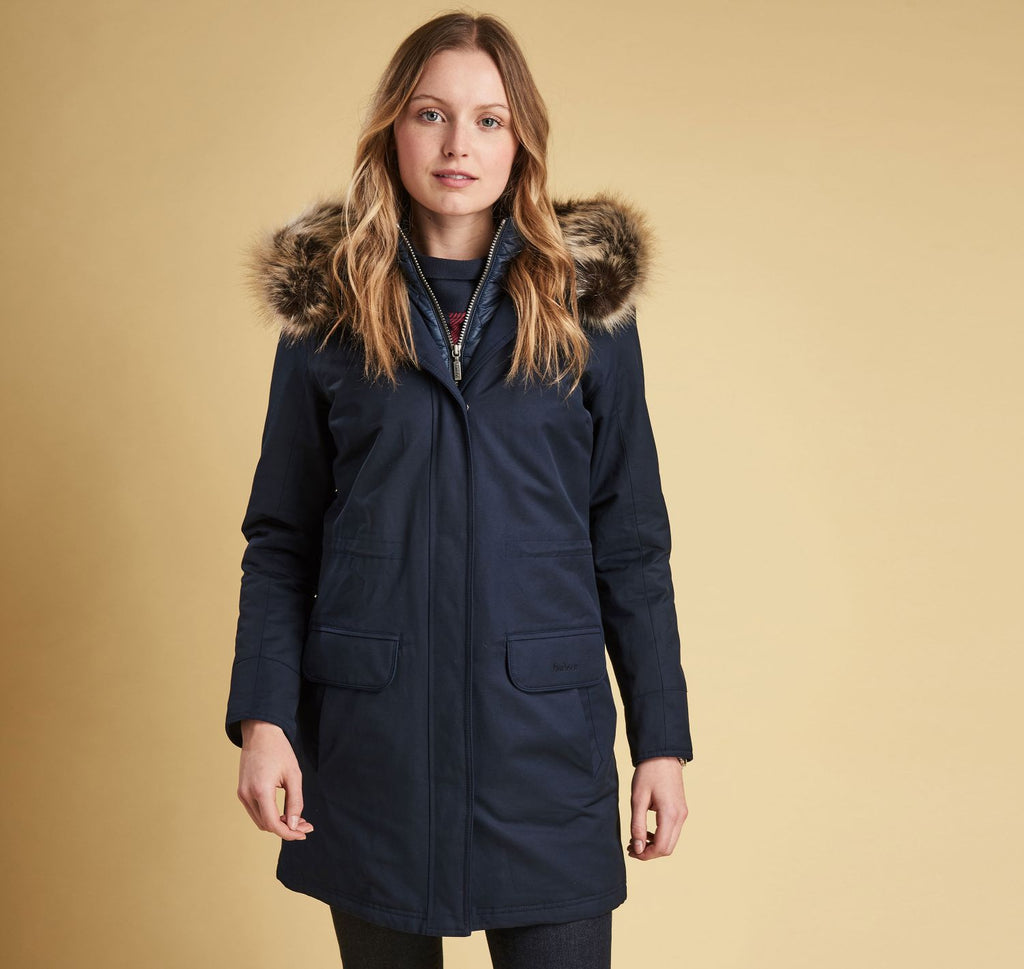 Barbour Argyll Waterproof Breathable Parka Jacket - SALE