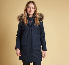 Barbour Argyll Waterproof Breathable Parka Jacket - SALE - North Shore Saddlery