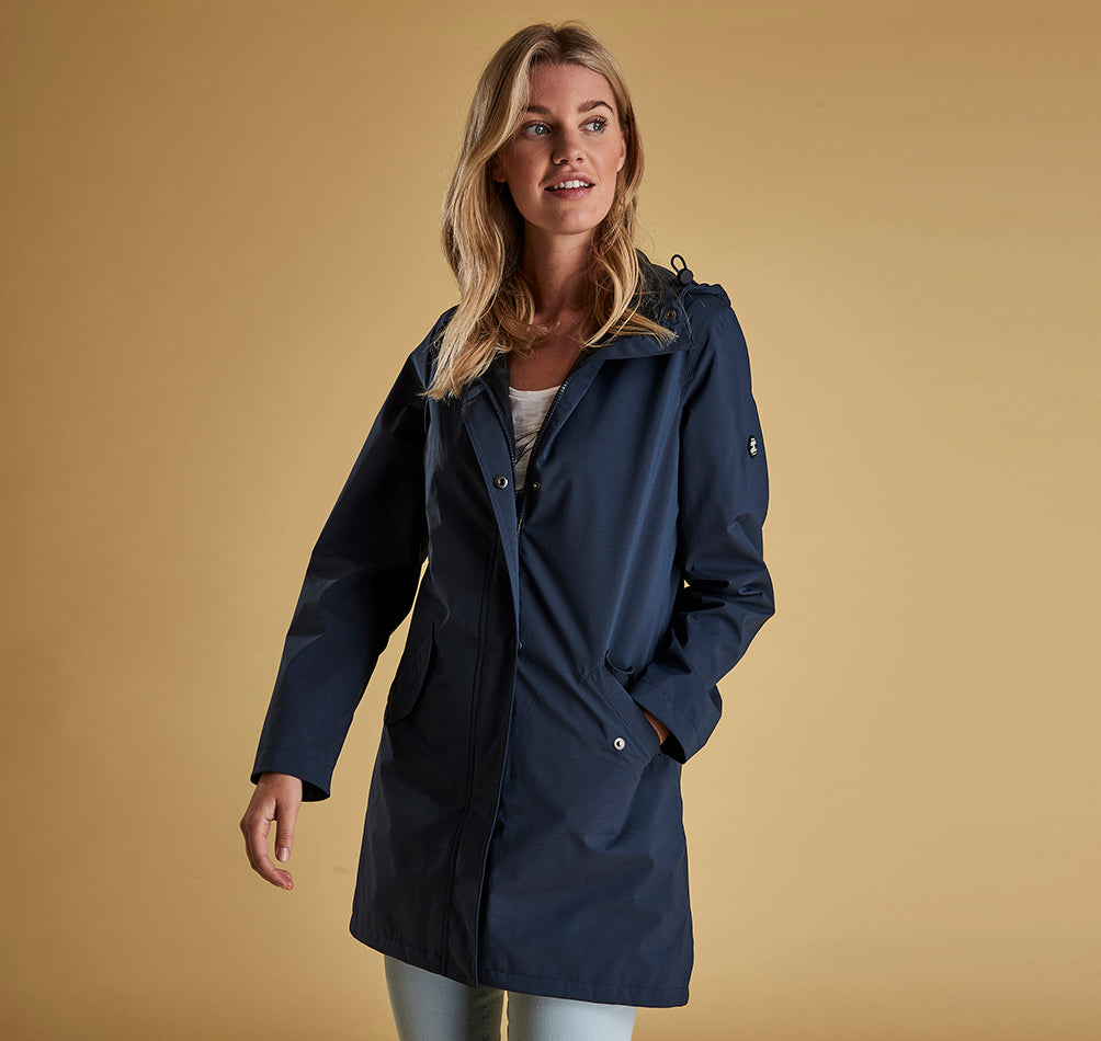 Barbour Seaglow Waterproof Breathable Jacket - SALE