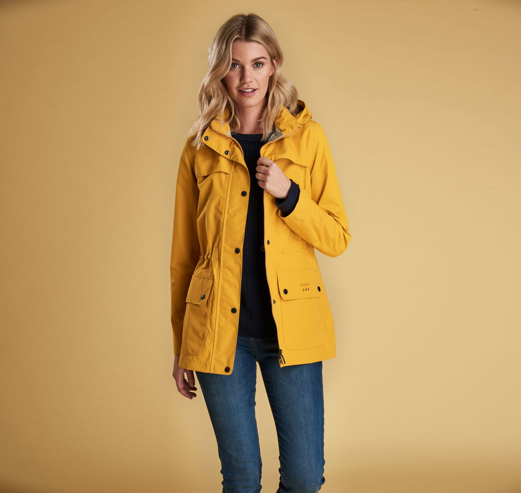 Barbour Drizzel Waterproof Breathable Jacket - SALE