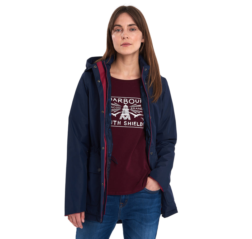 Barbour Crest Waterproof Breathable Jacket - SALE