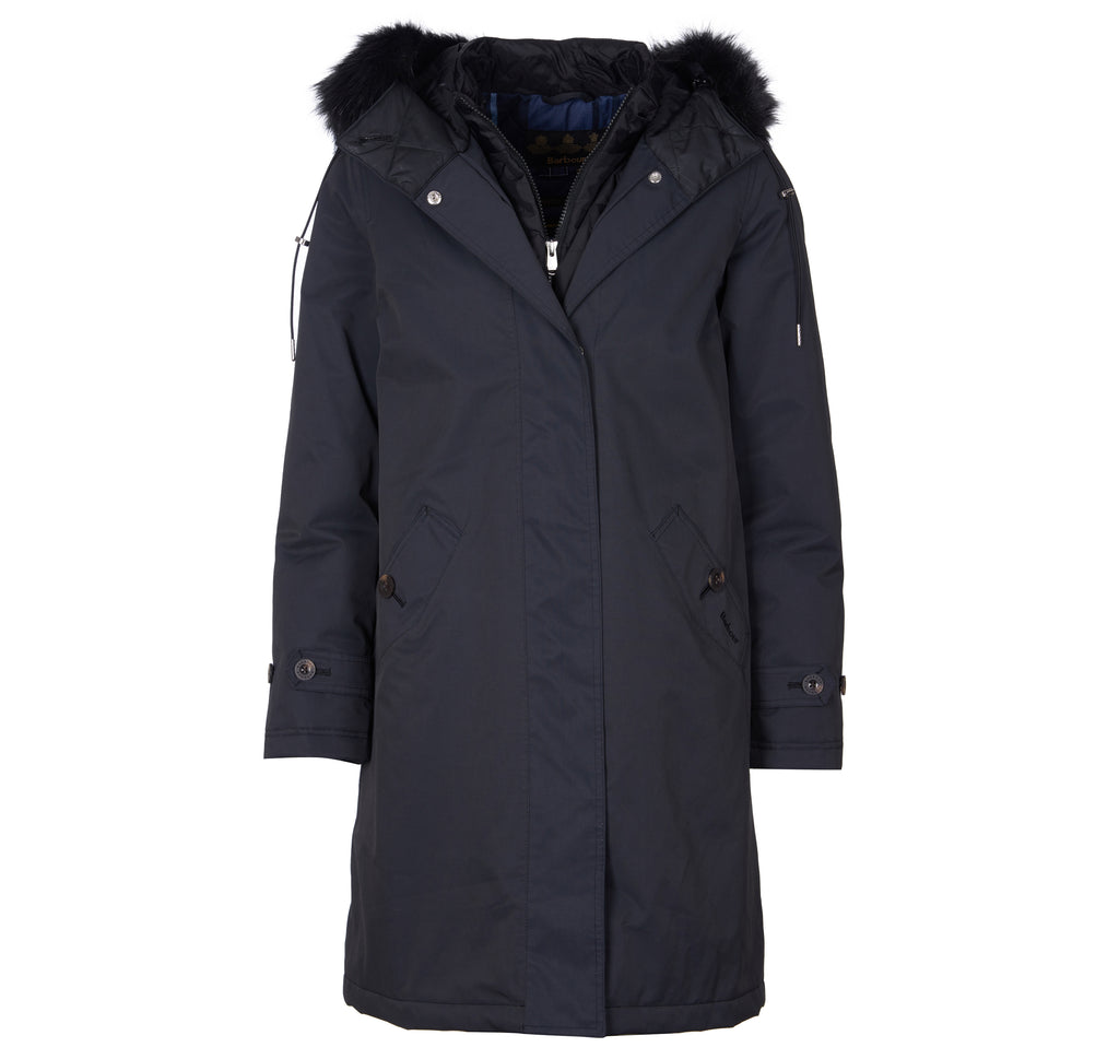 Barbour Braan Waterproof Parka Jacket - SALE