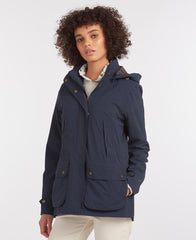 Barbour Clyde Waterproof Rain Jacket