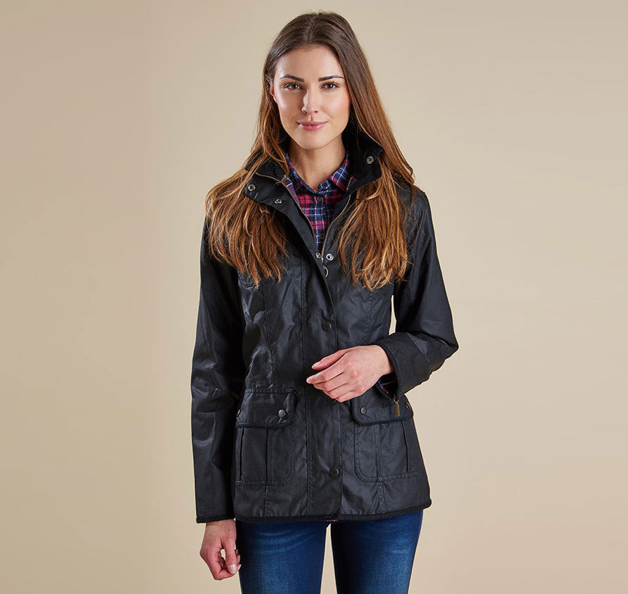 Barbour Utility Waxed Jacket - North Shore Saddlery