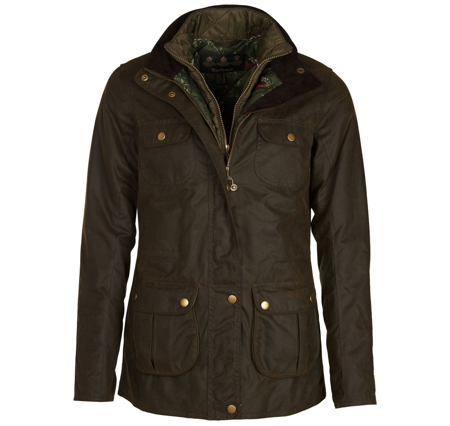 Barbour Chaffinch Waxed Cotton Jacket - North Shore Saddlery