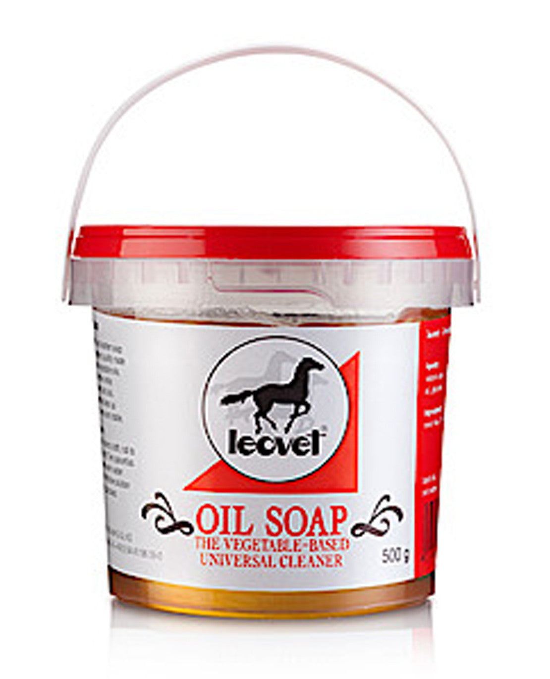 Leovet Oil Soap Cleaner - North Shore Saddlery
