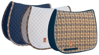 Original Baker Plaid All Purpose Saddle Pad