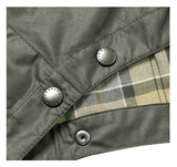 Barbour Waxed Cotton Hood - North Shore Saddlery