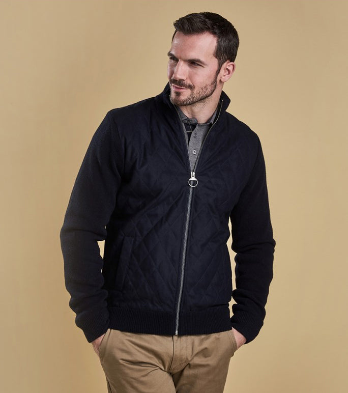 Barbour Culzean Zip Through Men's Jacket