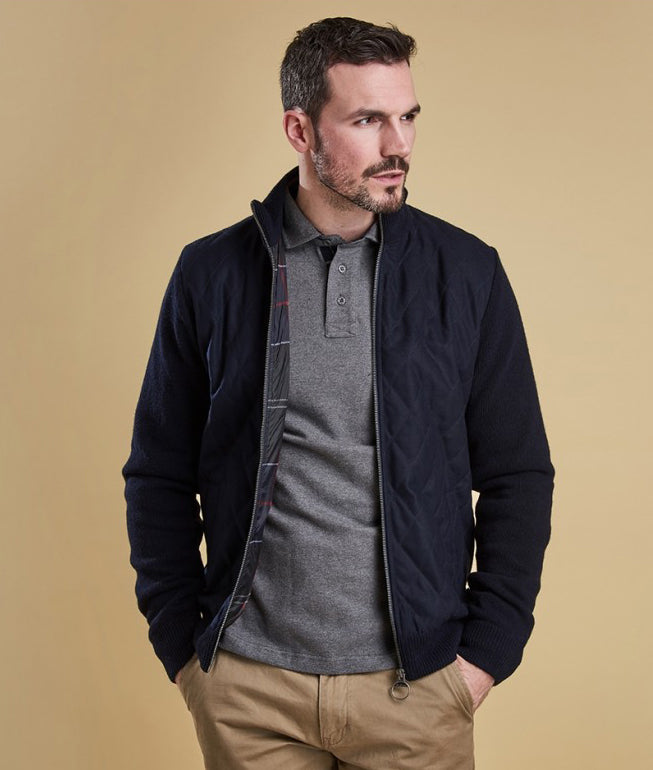 Barbour Culzean Zip Through Men's Jacket - SALE