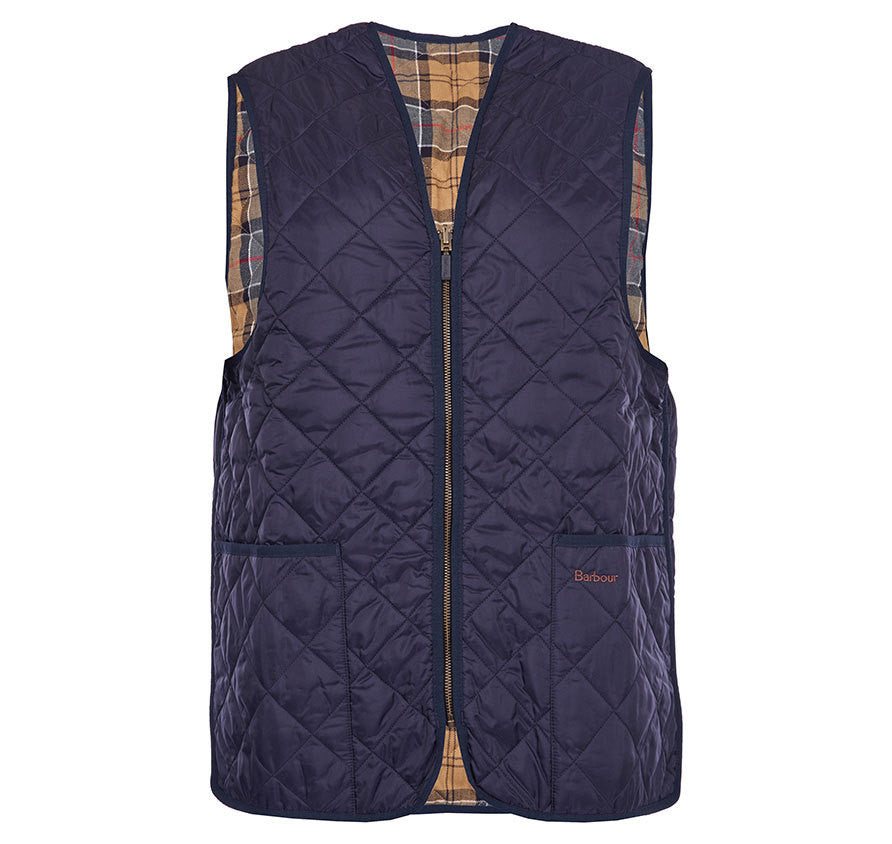 Barbour Quilted Waistcoat Zip-in Liner - North Shore Saddlery