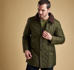 Barbour Liddesdale Men's Quilted Jacket - North Shore Saddlery