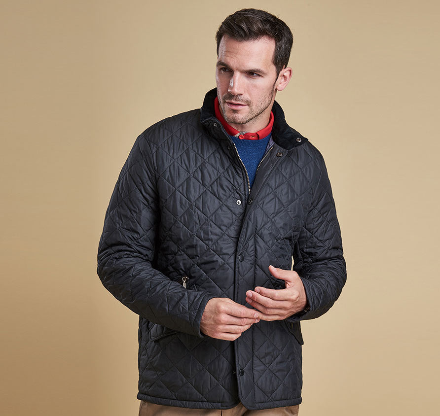 Barbour Chelsea Sportsquilt Men's Jacket - SALE