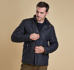 Barbour Powell Quilted Men's Jacket - North Shore Saddlery