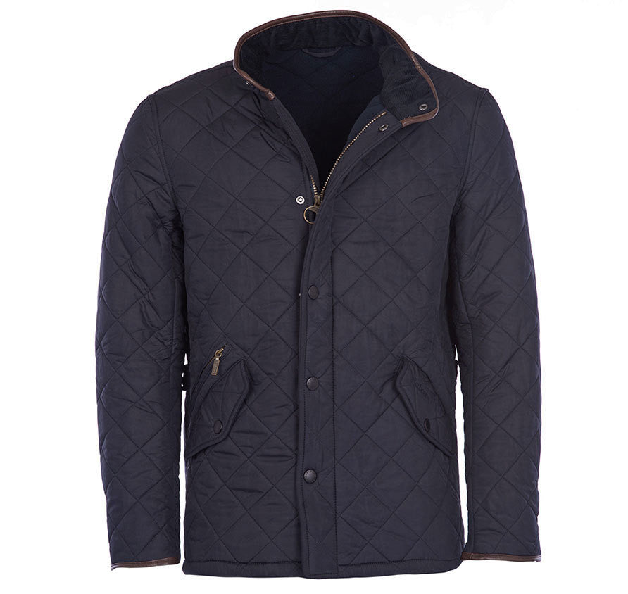 Barbour Powell Quilted Men's Jacket - SALE - North Shore Saddlery