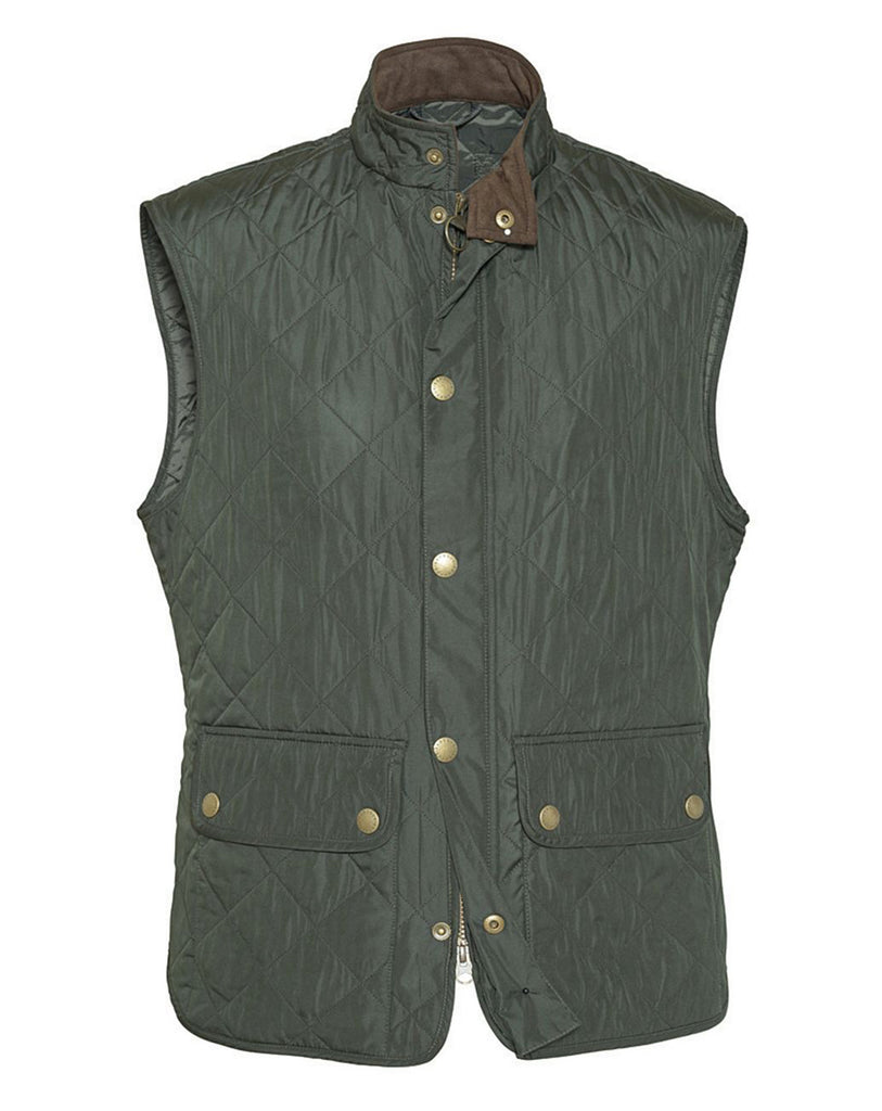 Barbour Lowerdale Men's Quilted Gilet - SALE