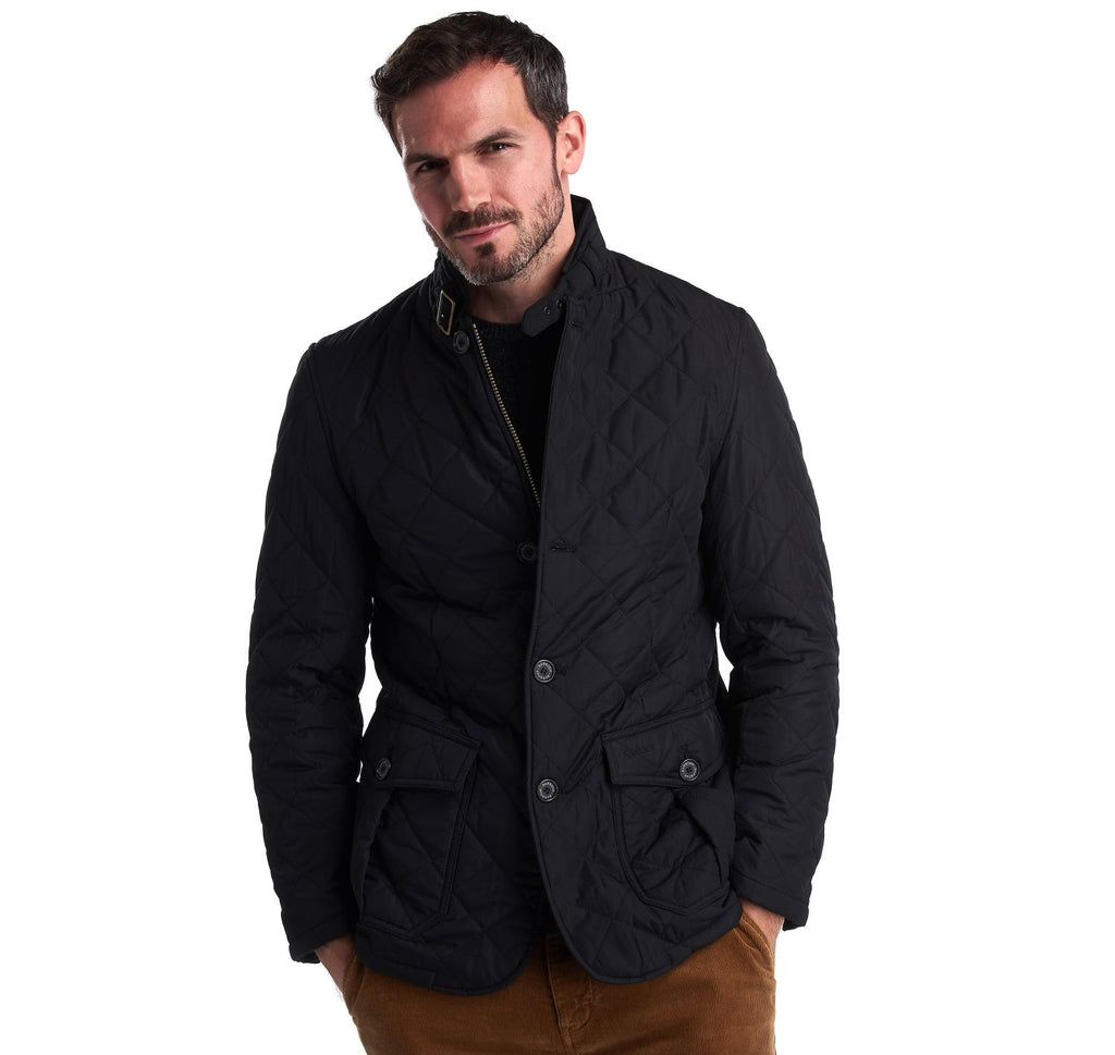 Barbour Lutz Quilted Jacket - SALE