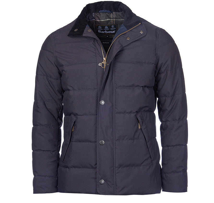 Barbour Lybster Quilted Men's Jacket - SALE