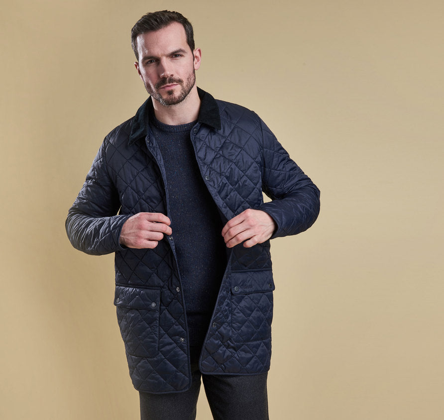 Barbour Thurland Quilted Mens Jacket