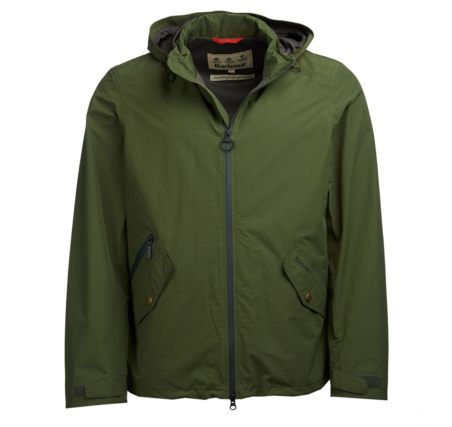 Barbour Rosedale Waterproof Rain Jacket - SALE - North Shore Saddlery