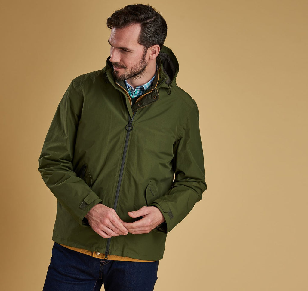 Barbour Rosedale Waterproof Rain Jacket - SALE
