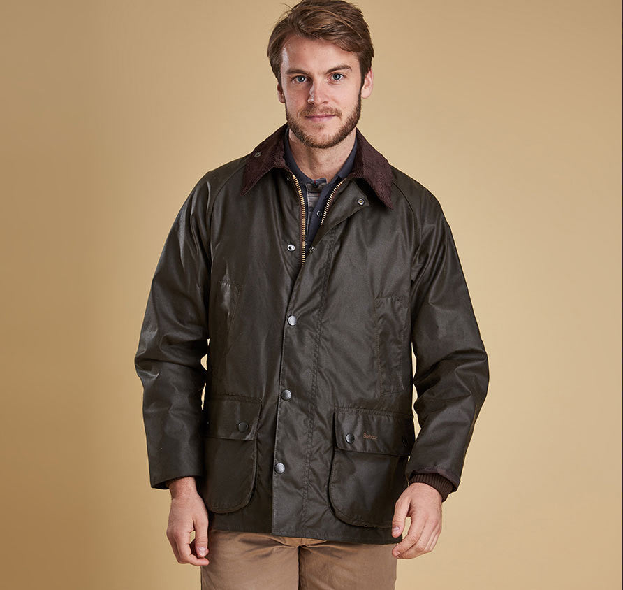 Barbour Bedale Waxed Men's Jacket