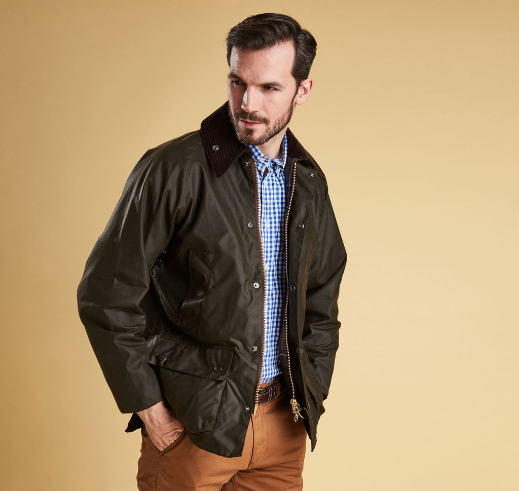 Barbour Bedale Waxed Jacket - SALE