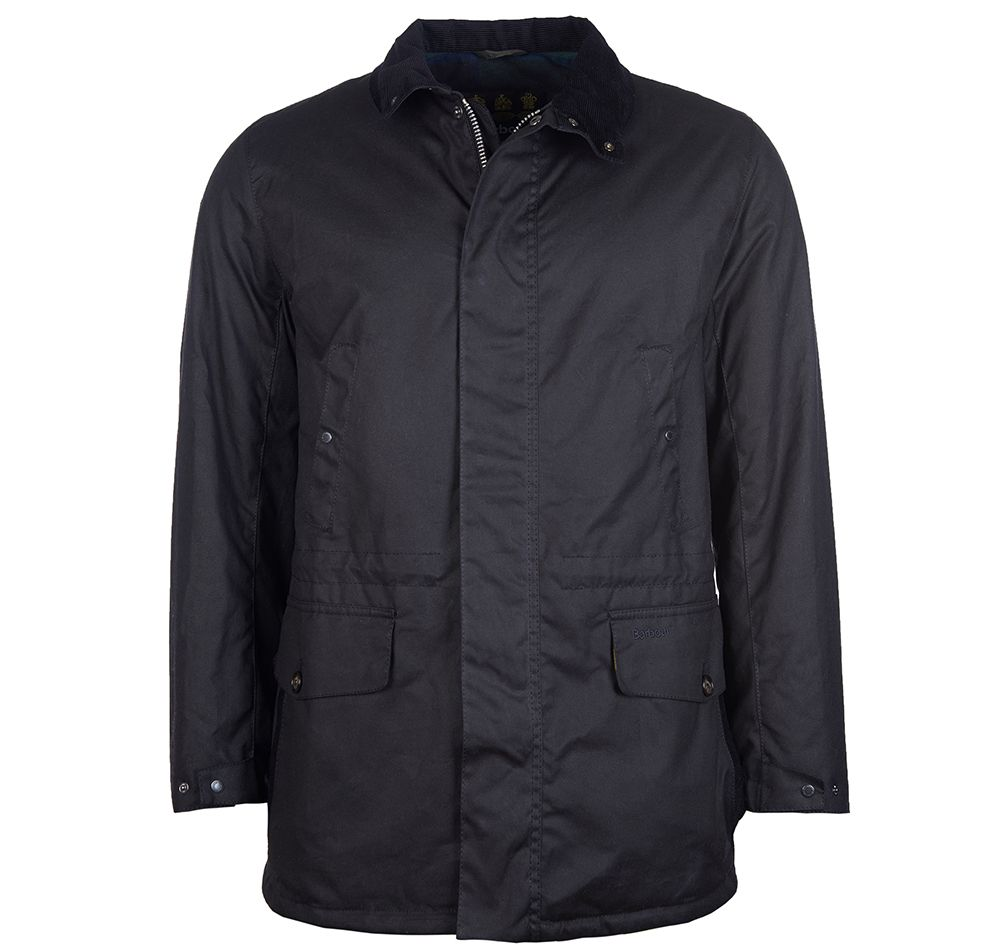 Barbour Hafden Waxed Jacket - SALE