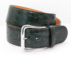 Tailored Sportsman Color Of Money Leather Belt
