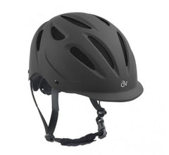 Ovation Protege Matte Helmet - North Shore Saddlery