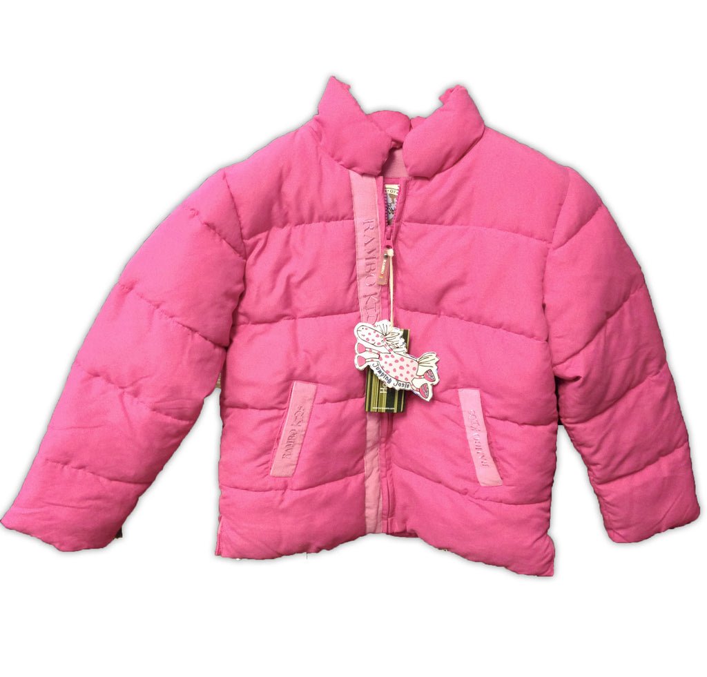 Horseware Rambo Kid's Pink Jacket