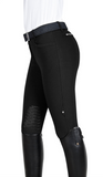 Equiline Ash X-Grip Knee Patch Breech - North Shore Saddlery
